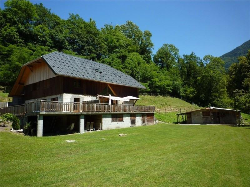 Immobile residenziali di prestigio casa La balme de thuy 845000€ - Fotografia 1