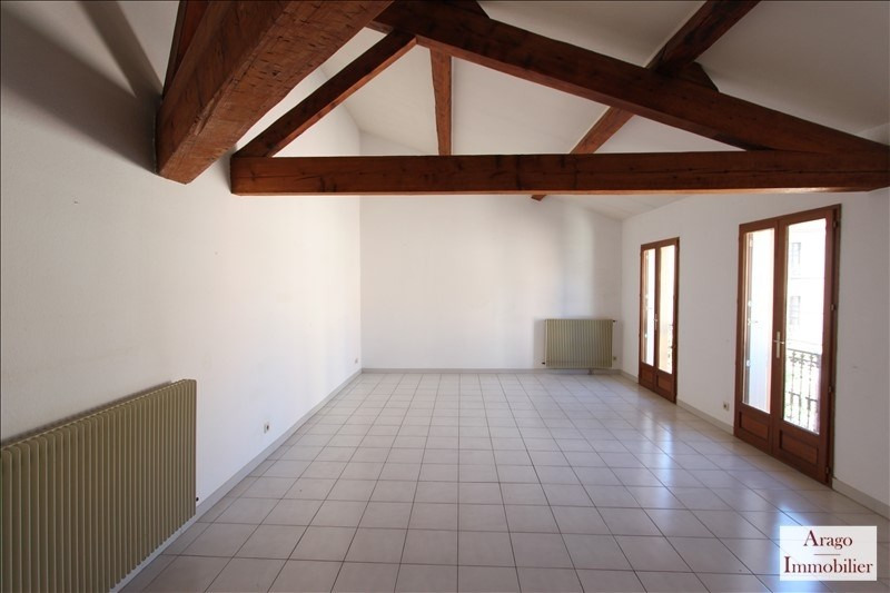 Rental apartment Rivesaltes 595€ CC - Picture 1