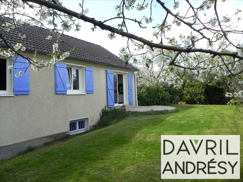 Sale house / villa Maurecourt 478000€ - Picture 3