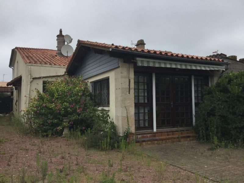 Vente maison / villa Saint michel le cloucq 118600€ - Photo 1