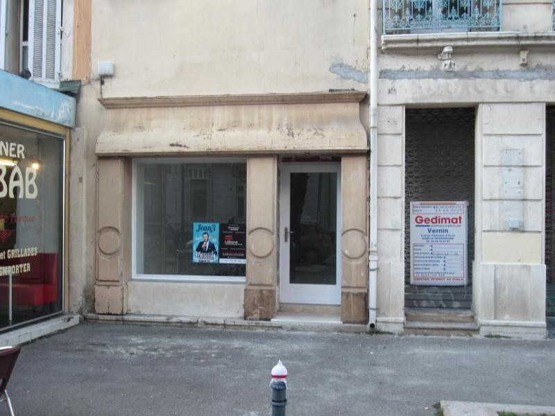 Rental empty room/storage La seyne sur mer 500€ HT/HC - Picture 1