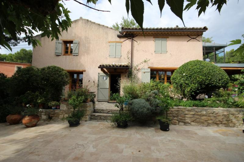 Verkoop van prestige  huis Lambesc 640000€ - Foto 1