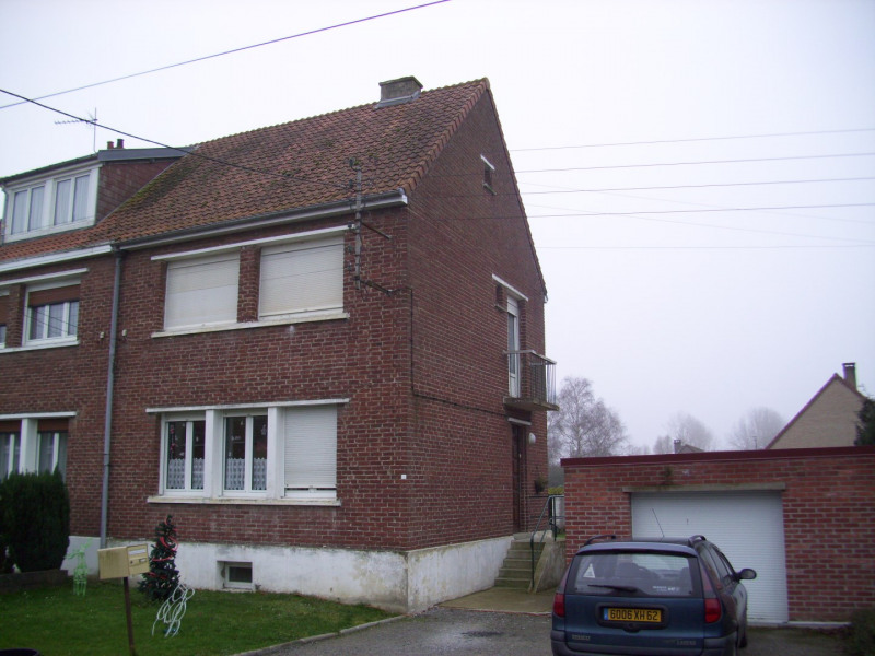Location maison / villa Aire sur la lys 635€ CC - Photo 1