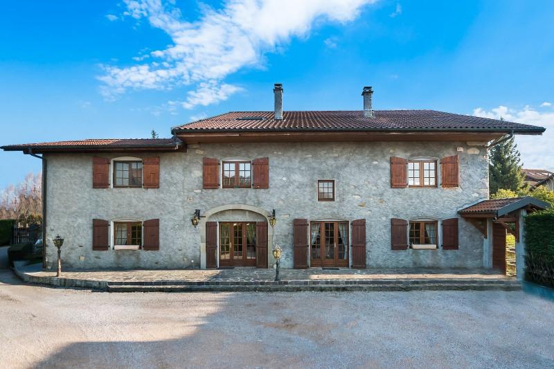 Vente de prestige appartement Veigy foncenex 945000€ - Photo 8