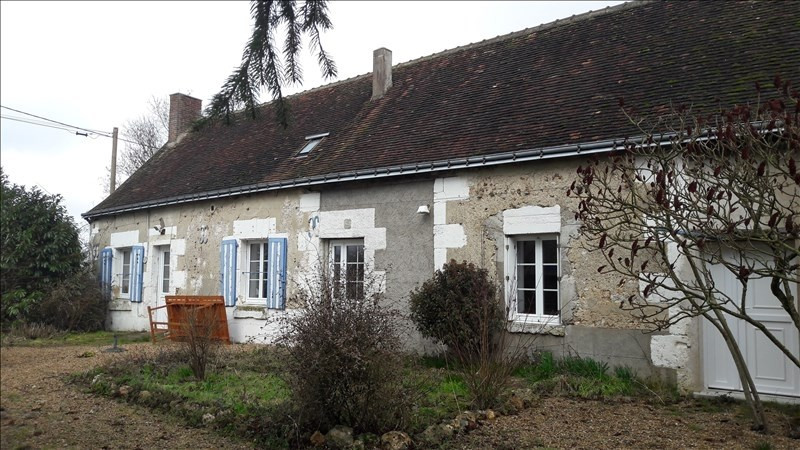 Vente maison / villa Villeporcher 124680€ - Photo 1