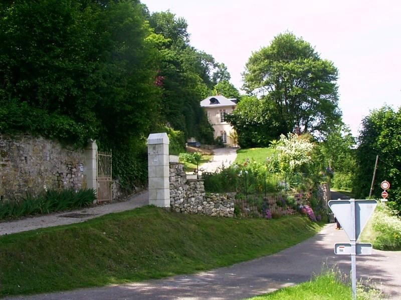 Deluxe sale house / villa Lavardin 695250€ - Picture 1
