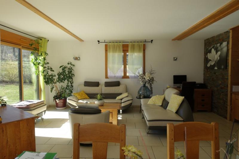 Vente maison / villa La chaux-du-dombief 323000€ - Photo 2