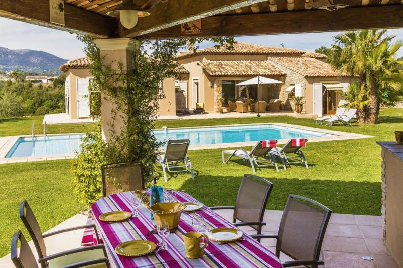 Vente de prestige maison / villa Cagnes sur mer 1395000€ - Photo 4