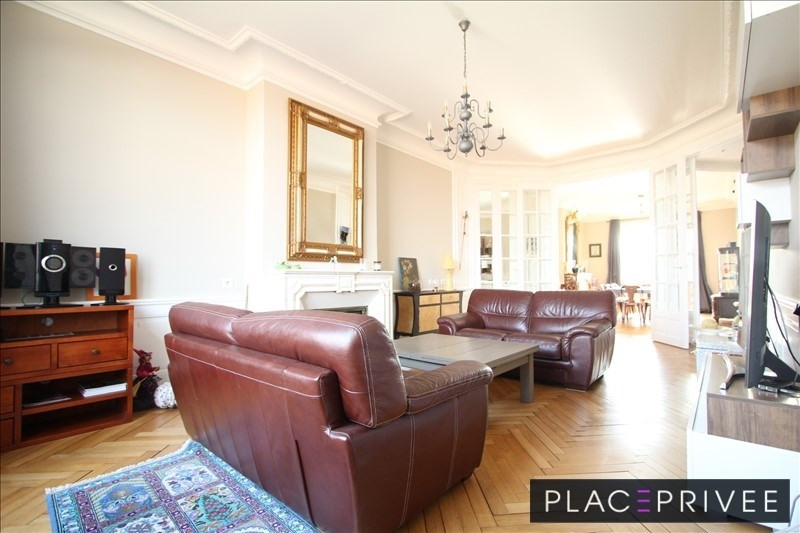 Sale apartment Nancy 430 000€ - Picture 1