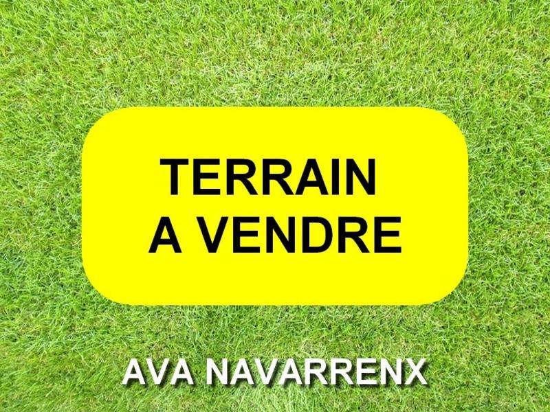 Vendita terreno Navarrenx 186200€ - Fotografia 1