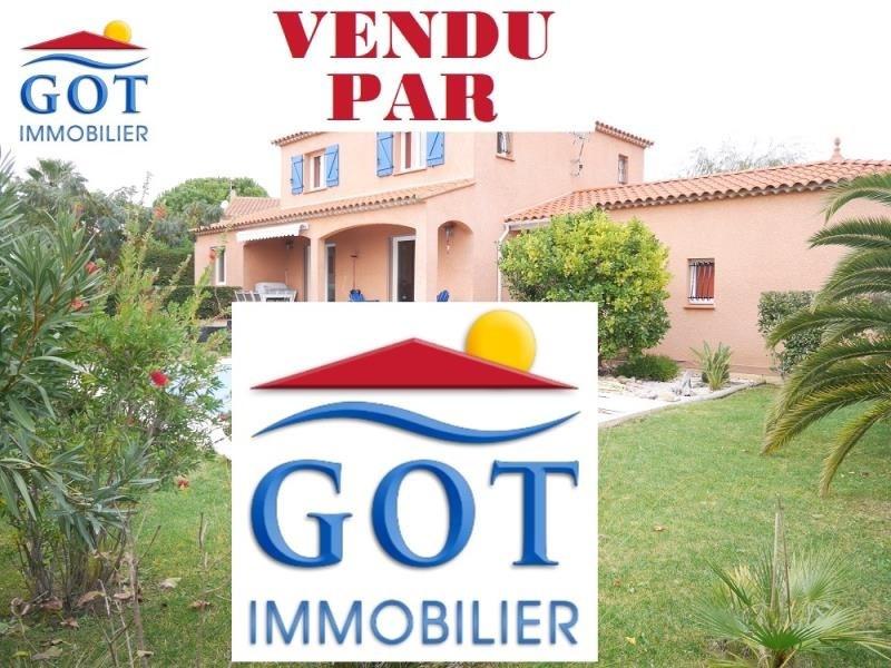 Vendita casa St laurent de la salanque 414000€ - Fotografia 1