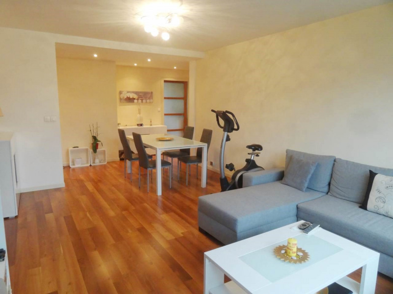 Vente appartement Gaillard 299 000€ - Photo 1