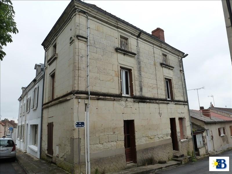 Vente maison / villa Naintre 51000€ - Photo 1