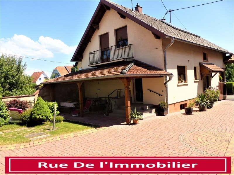 Sale house / villa Wintershouse 243500€ - Picture 6