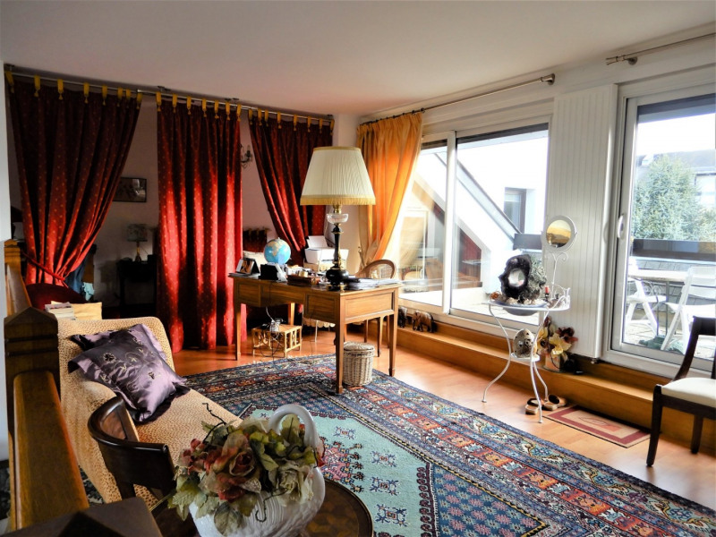Sale apartment Le coudray montceaux 349000€ - Picture 5
