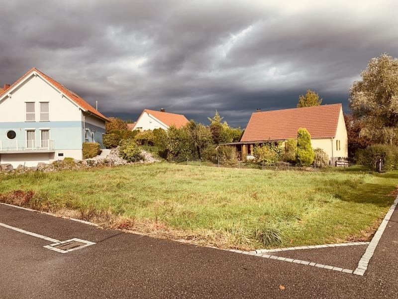 Vente terrain Wintzenbach 77000€ - Photo 1