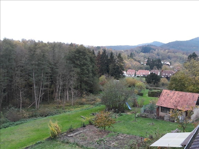 Rental apartment Wissembourg 520€ CC - Picture 1