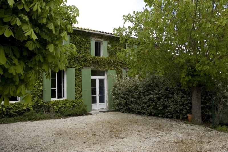 Sale house / villa Lesparre medoc 493500€ - Picture 1