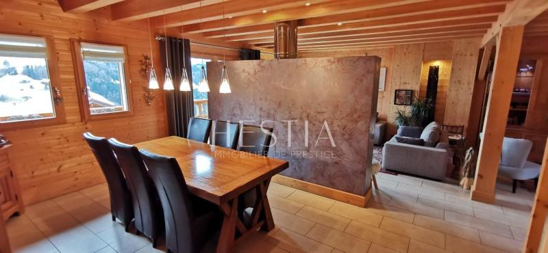 Vente de prestige maison / villa Manigod 1365000€ - Photo 8