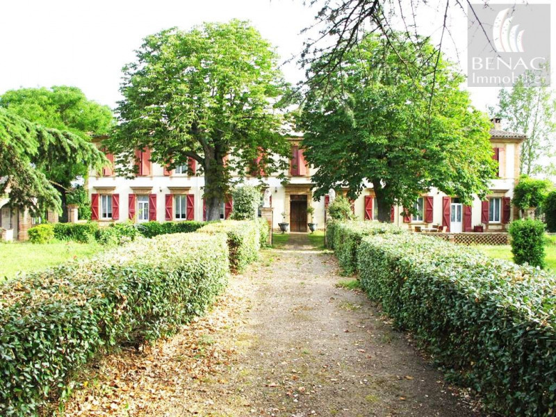 Deluxe sale chateau Toulouse 1 200 000€ - Picture 10