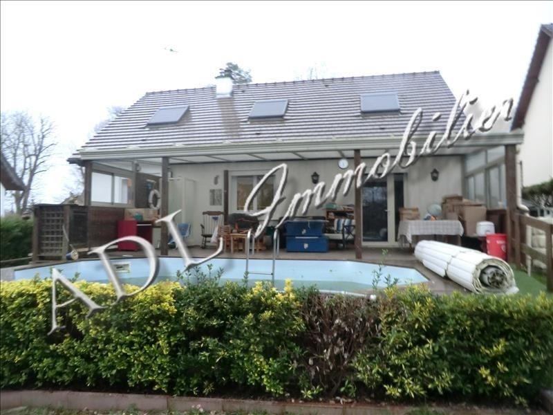 Vente maison / villa Orry la ville 378000€ - Photo 2