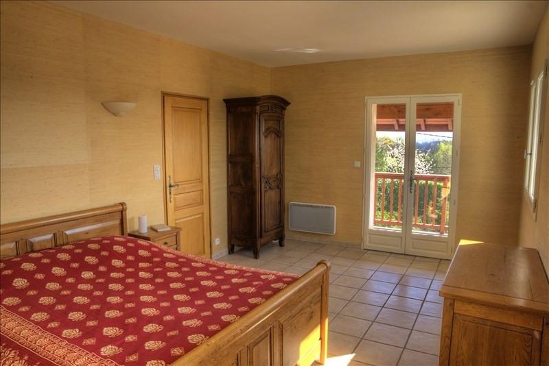 Revenda residencial de prestígio casa Morestel 390000€ - Fotografia 6