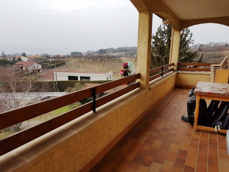 Rental apartment Le peage de roussillon 680€ CC - Picture 2