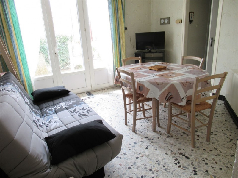 Vacation rental apartment Stella-plage 155€ - Picture 1