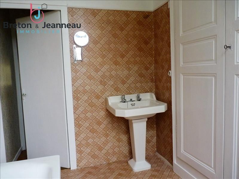 Sale house / villa Chateau gontier 166400€ - Picture 7