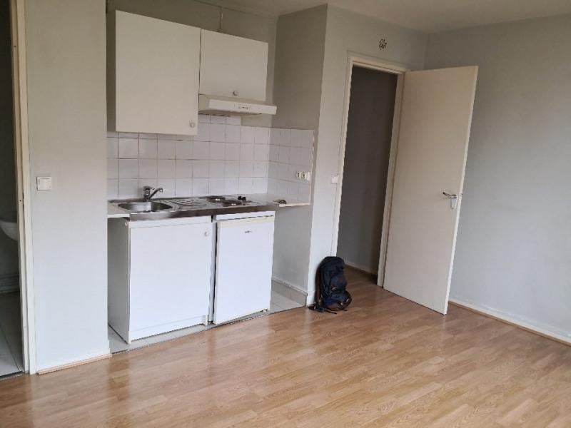 Rental apartment Asnières-sur-seine 650€ CC - Picture 2
