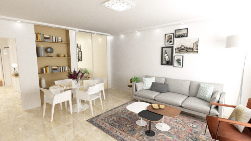 Sale apartment Nice 548000€ - Picture 3