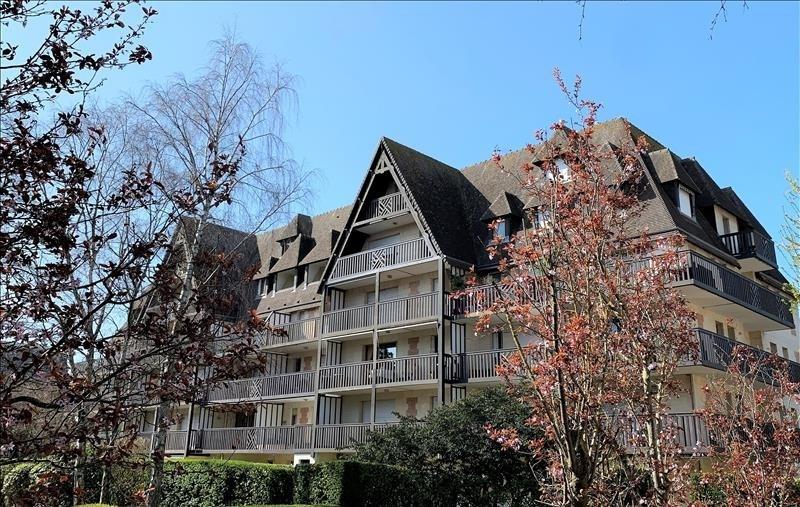 Vente appartement Deauville 142500€ - Photo 1