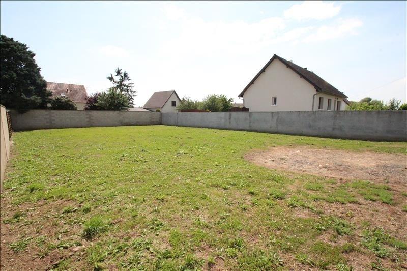 Sale site Nanteuil le haudouin 119000€ - Picture 1