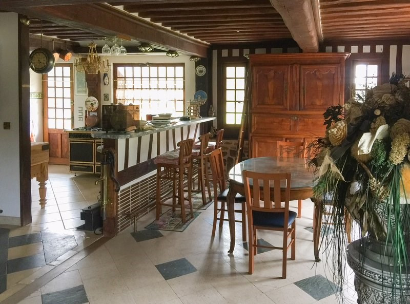 Vente maison / villa Bieville beuville 546000€ - Photo 5