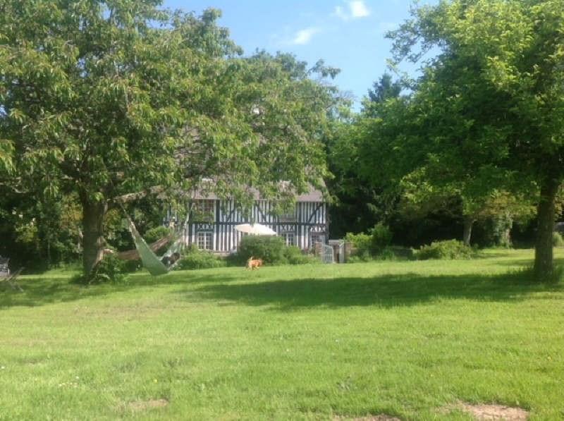 Deluxe sale house / villa Villers sur mer 980000€ - Picture 2