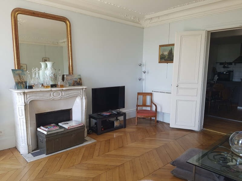 Rental apartment Paris 7ème 4400€ CC - Picture 2
