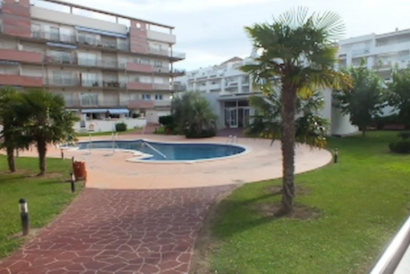 Alquiler vacaciones  apartamento Roses santa-margarita 368€ - Fotografía 1