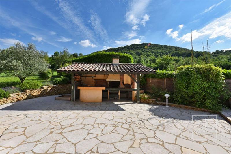 Vente de prestige maison / villa Collonges au mont d or 1050000€ - Photo 2