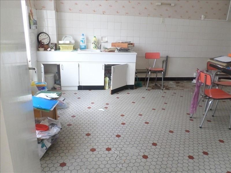 Vente maison / villa Lussac les chateaux 50000€ - Photo 4