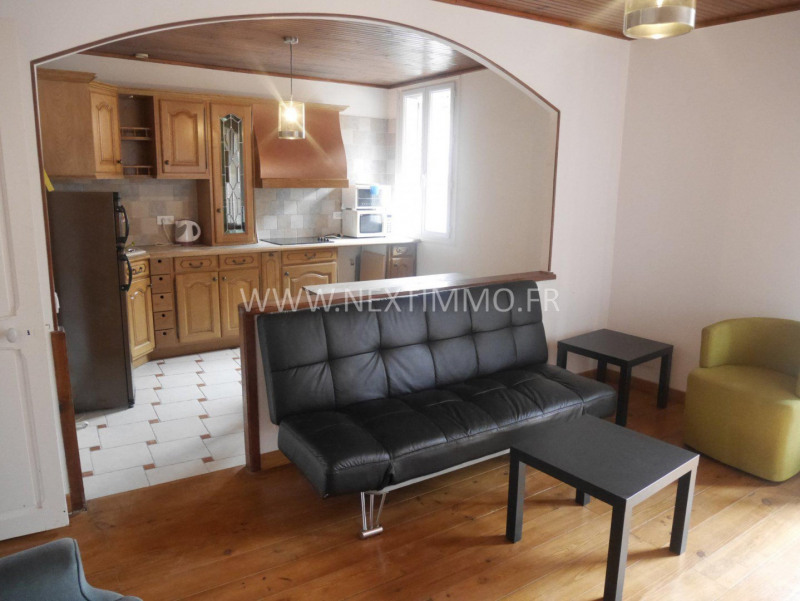Location appartement Saint-martin-vésubie 500€ CC - Photo 1
