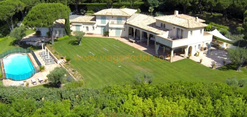 Life annuity house / villa Saint-tropez 7500000€ - Picture 2