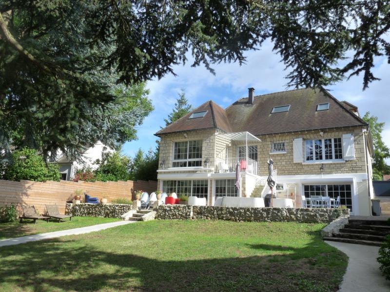 Sale house / villa Saint-nom-la-bretèche 990000€ - Picture 1
