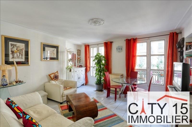 Vendita appartamento Paris 15ème 629000€ - Fotografia 3