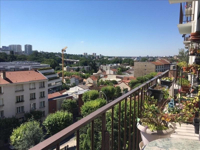 Vente appartement Gentilly 399000€ - Photo 1