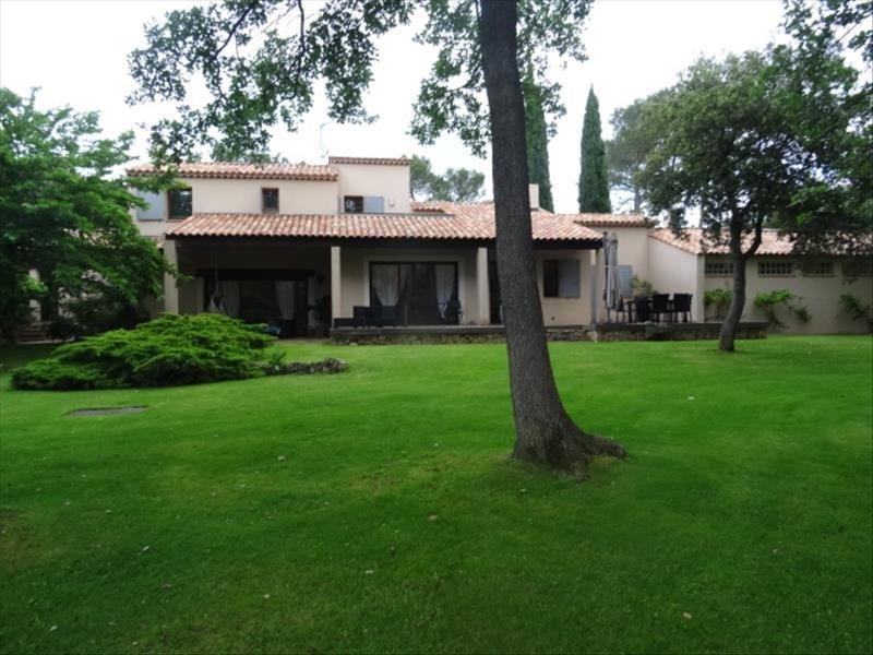Vente de prestige maison / villa St maximin la ste baume 899000€ - Photo 1