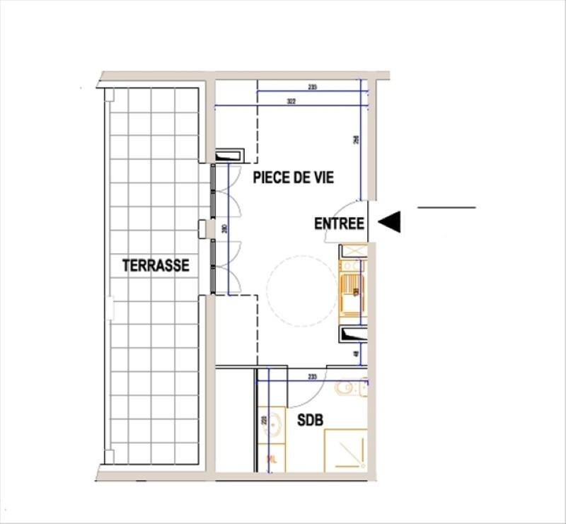Vendita appartamento L isle adam 175000€ - Fotografia 2