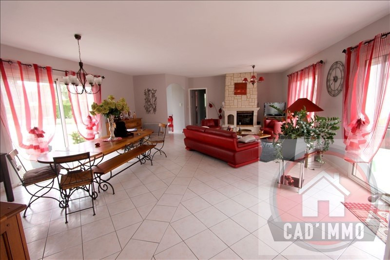 Sale house / villa Lamonzie saint martin 328 500€ - Picture 3