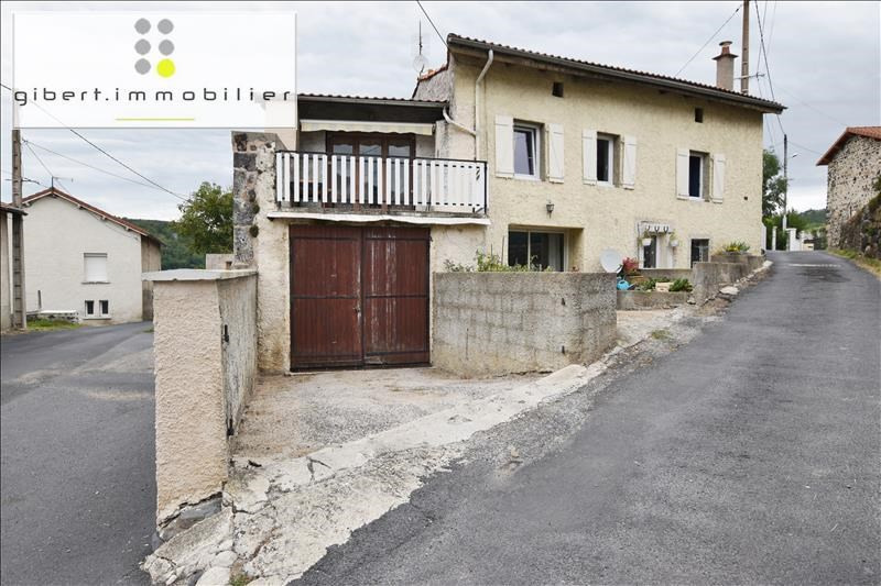 Vente maison / villa Coubon 128 500€ - Photo 2