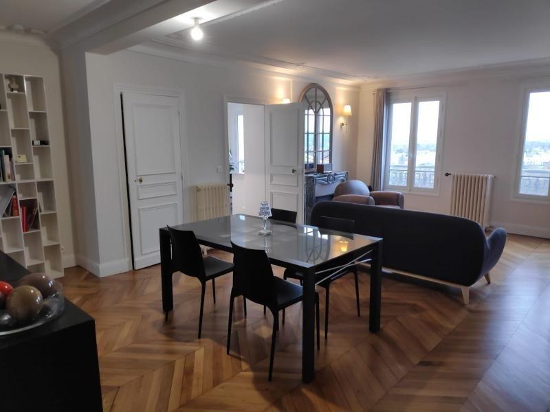 Rental apartment Le pecq 2250€ CC - Picture 2