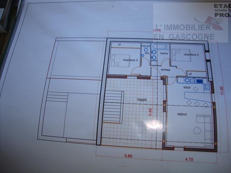 Vente maison / villa Auch 171000€ - Photo 6